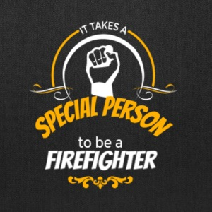 special firefighter Bags & backpacks - Tote Bag