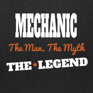 Mechanic Legend Bags & backpacks - Tote Bag
