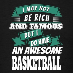 Awesome Basketball T-Shirts - Men's T-Shirt