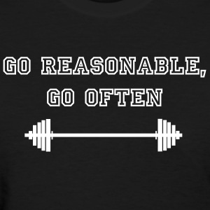 Go Reasonable - Women's T-Shirt