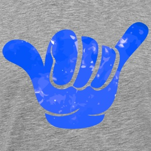 Hang Loose Galaxy T-Shirts - Men's Premium T-Shirt