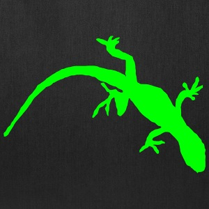 Bright Green Gecko - Tote Bag