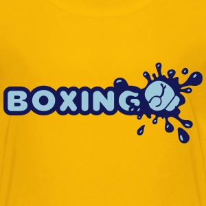 Boxing Splash Kids' Shirts - Kids' Premium T-Shirt