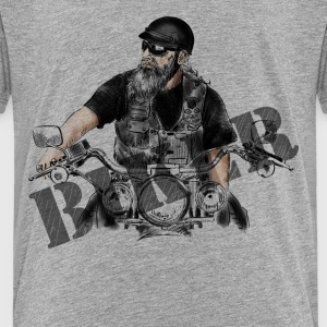 biker Baby & Toddler Shirts - Toddler Premium T-Shirt