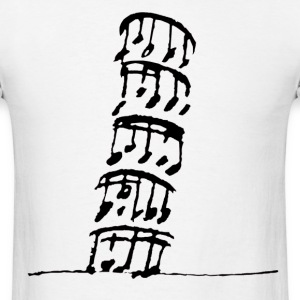 Pisa - Men's T-Shirt