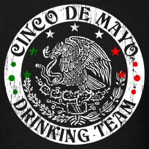 Cinco De Mayo Drinking Team T-Shirts T-Shirts - Men's T-Shirt