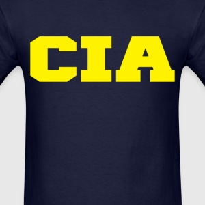 CIA (2) - Men's T-Shirt