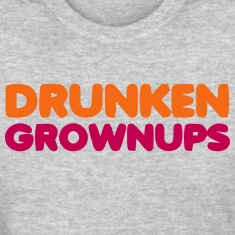 DRUNKEN GROWNUPS Women's T-Shirts
