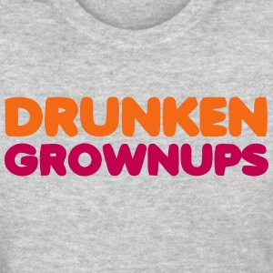 DRUNKEN GROWNUPS Women's T-Shirts - Women's T-Shirt