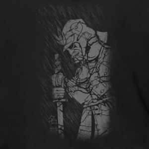 Samurai and rain Zip Hoodies & Jackets - Men's Zip Hoodie