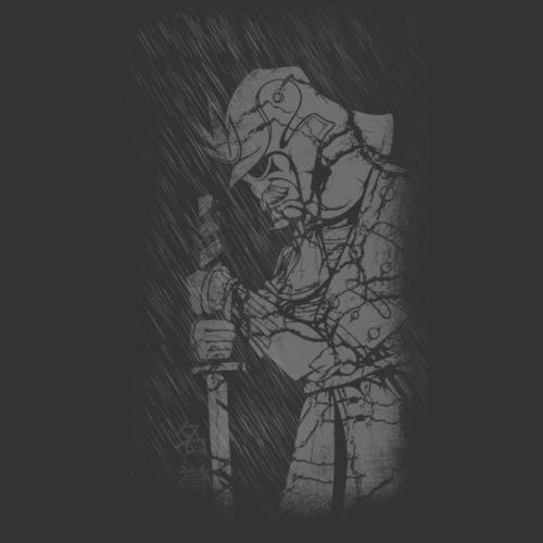 Sad Samurai (Digital Print)