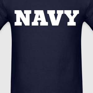Navy (2) - Men's T-Shirt