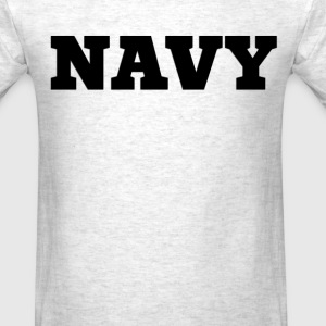 Navy (1) - Men's T-Shirt