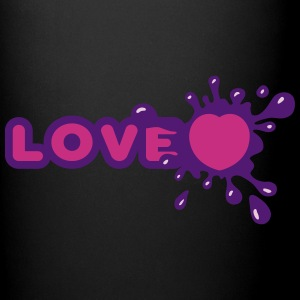 Love Splash Mugs & Drinkware - Full Color Mug