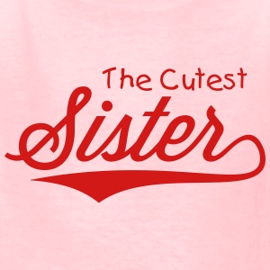 SISTER + (YOUR OWN TEXT) KID T-SHIRT - Kids' T-Shirt
