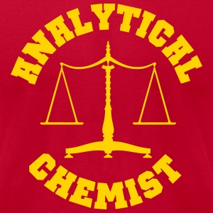 Analytical Chemist - Men's T-Shirt by American Apparel