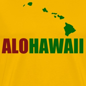 Aloha Hawaii T-Shirts - Men's Premium T-Shirt