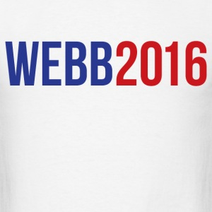 Jim Webb 2016 T-Shirts - Men's T-Shirt