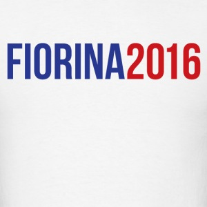 Carly Fiorina 2016 T-Shirts - Men's T-Shirt