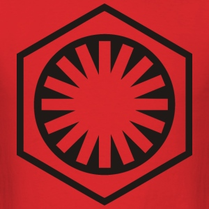 The First Order - New Imperial Logo - Men's T-Shirt