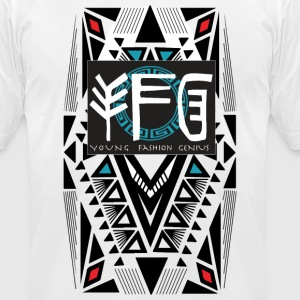 Azteca Tee by YFG T-Shirts - Men's T-Shirt by American Apparel