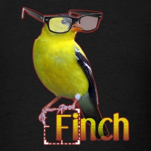 Person of Interest Finch T-Shirts - Men's T-Shirt