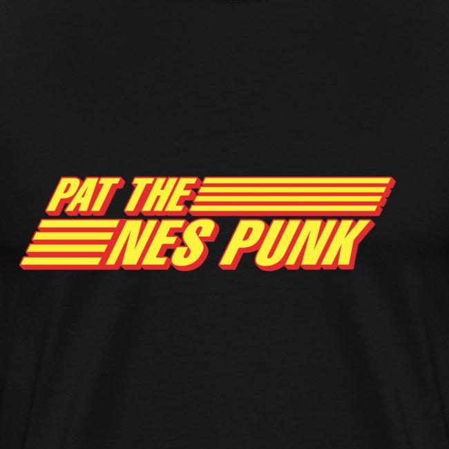 Pat the NES Punk Logo Shirt
