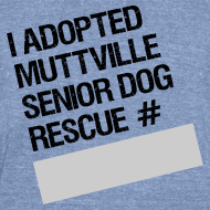 Design ~ Muttville's #3000 Milestone Commemorative
