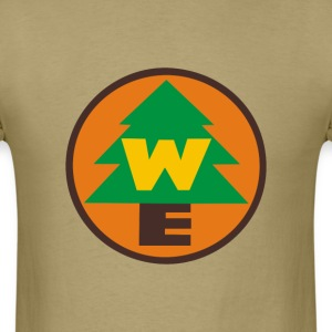 Up – Wilderness Explorer - Men's T-Shirt