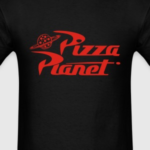 Pizza Planet - Men's T-Shirt