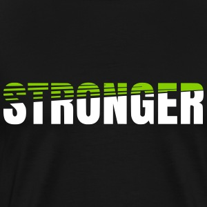 Stronger T-Shirts - Men's Premium T-Shirt