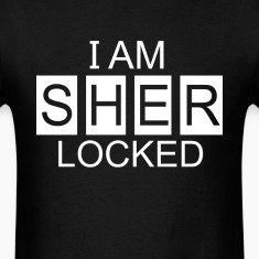 I AM SHER – LOCKED