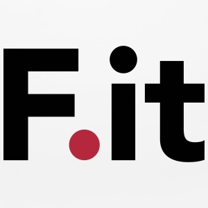 F It Anti Fitness Slogan Other - Mouse pad Horizontal