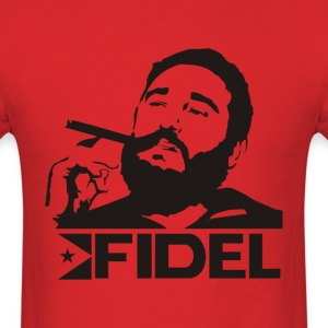 Fidel Castro - Men's T-Shirt