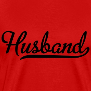 husband T-Shirts - Men's Premium T-Shirt