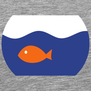 goldfish T-Shirts - Men's Premium T-Shirt