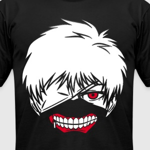 Tokyo Ghoul Shirts - Men's T-Shirt by American Apparel