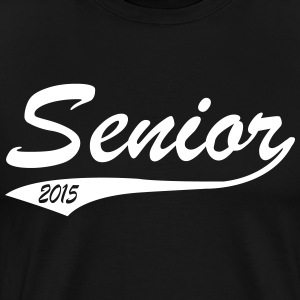 Senior 2015 T-Shirts - Men's Premium T-Shirt