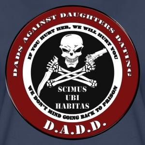 Dad's Against Daughters Dating... - Women's Premium T-Shirt
