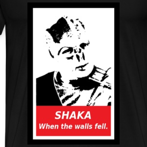Shaka T-Shirt (Mens) - Men's Premium T-Shirt