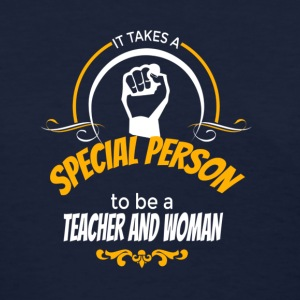 teacher and woman 4 T-shirts - T-shirt pour femmes