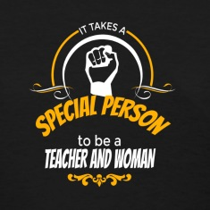 teacher and woman 4 T-shirts
