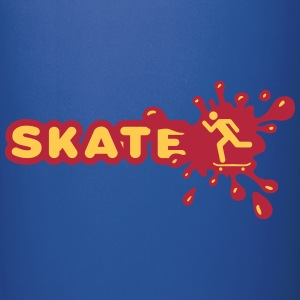 Skate Splash Mugs & Drinkware - Full Color Mug