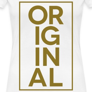 ORIGINAL tee - Women's Premium T-Shirt