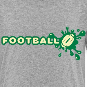 Football Splash Baby & Toddler Shirts - Toddler Premium T-Shirt