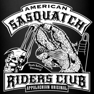American Sasquatch Riders Club - Full Color Mug