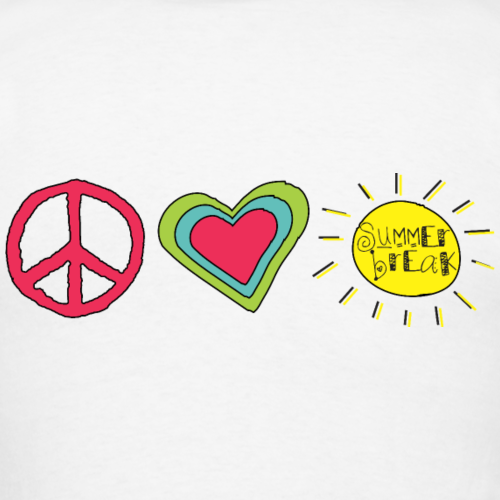 Peace, Love, Summer Break