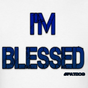 I'm Blessed shirt - Men's T-Shirt