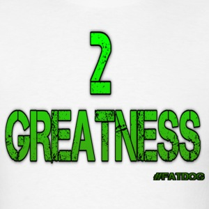 Greatness - Men's T-Shirt