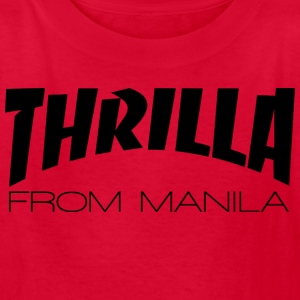 THRILLA FROM MANILA BLACK Kids' Shirts - Kids' T-Shirt